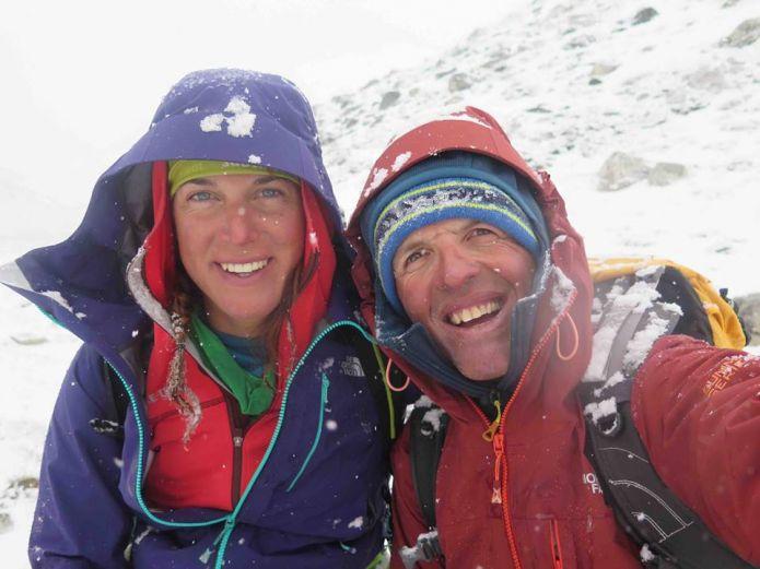Simone Moro e Tamar Lunger firmano la prima invernale sul Nanga Parbat