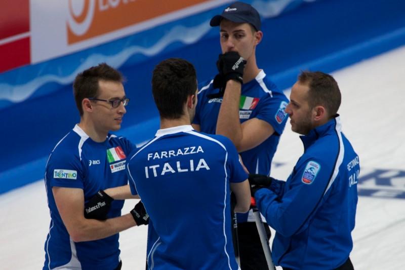 Si allunga a 4 la striscia di vittorie del Team Italia agli Europei di curling