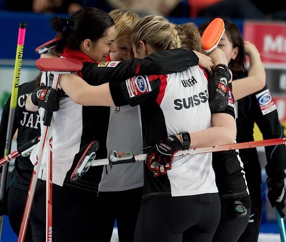 La Svizzera vince ancora il mondiale femminile di curling non trasmesso o quasi in Europa