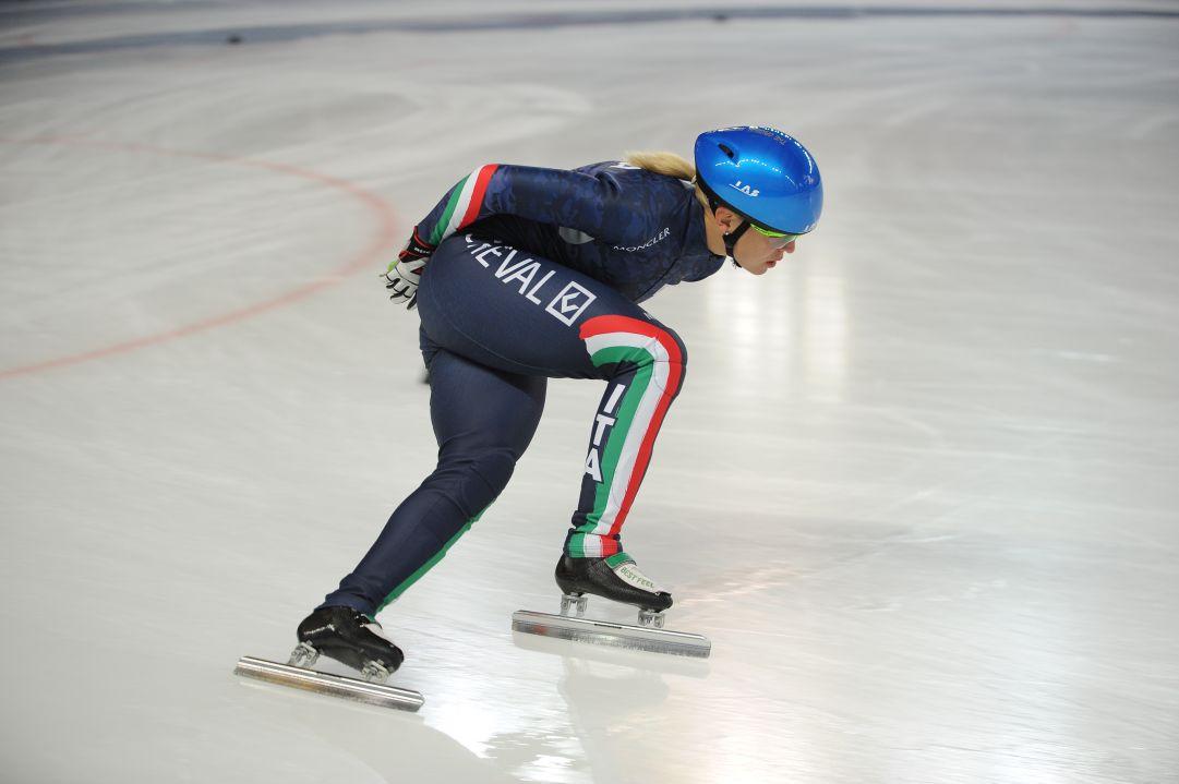 Arianna Fontana è subito da medaglia in Coppa del Mondo: bronzo a Salt Lake City