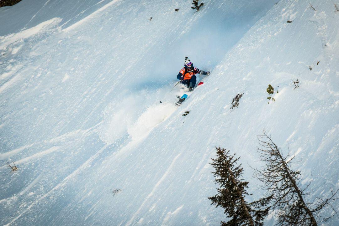 Freeride World Tour: a Fieberbrunn vince la svedese Rapp, poi la mancanza di neve costringe al rinvio per le altre categorie