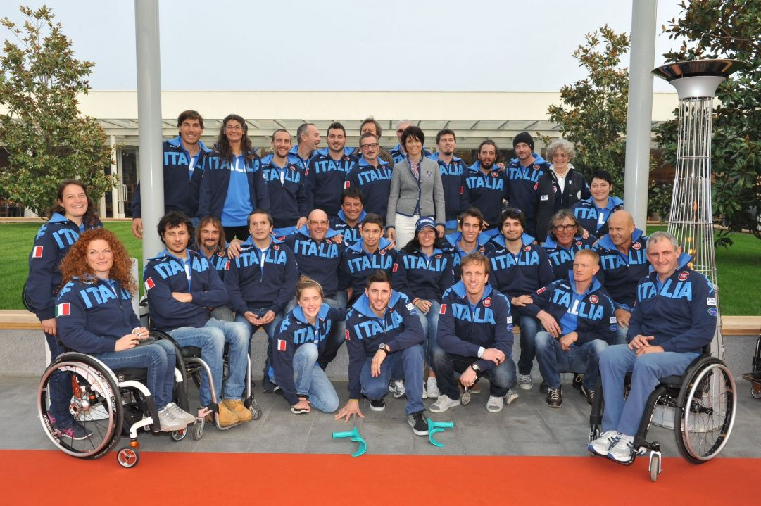 Foto squadra Fisip 2013/2014 (by Francesco A. Armillotta)