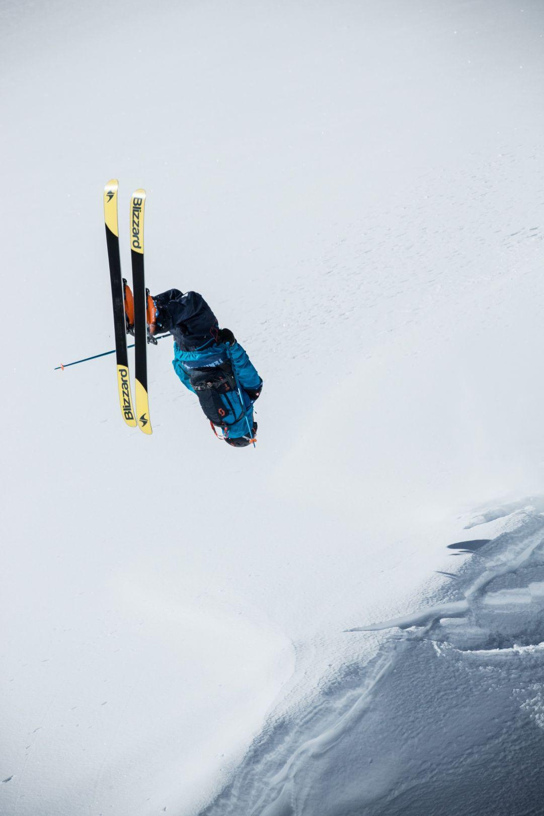 All'Europa la Swatch Skiers Cup 2015 di Zermatt. Grande show di Loic Collomb-Patton