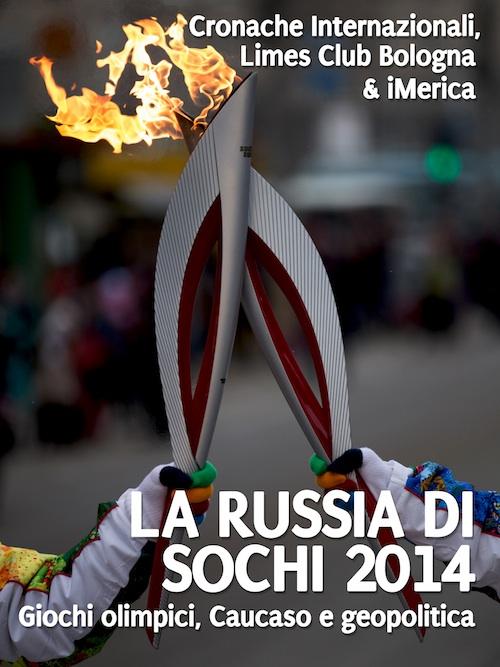 """Le Olimpiadi di Putin nell'eBook """"La Russia di Sochi 2014″"""