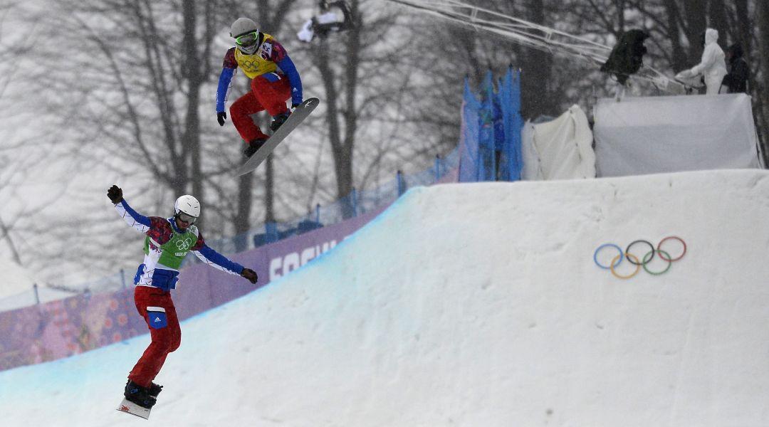 Snowboardcross: trionfo di Paul Vaultier, Matteotti sesto