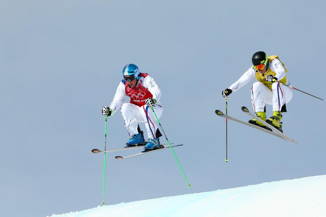 Skicross: tripletta francese nella gara maschile