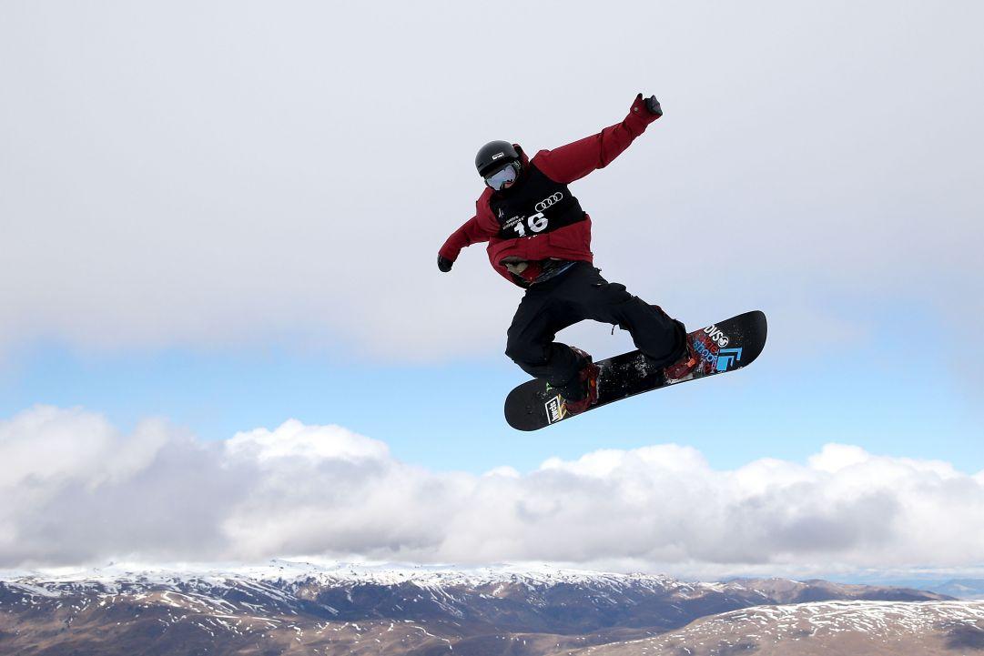 Snowboard freestyle, parte la preparazione estiva