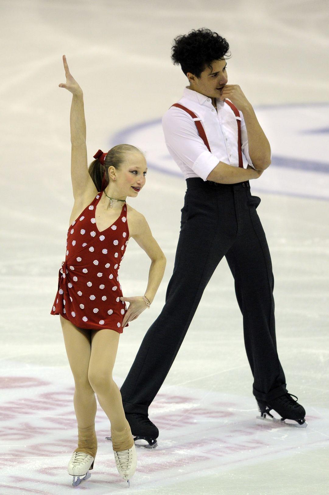 Alcune novità sul ghiaccio italiano