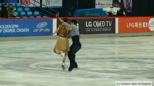 Wenjing SUI / Cong HAN (CHN) - World Championships 2016, Boston - short program