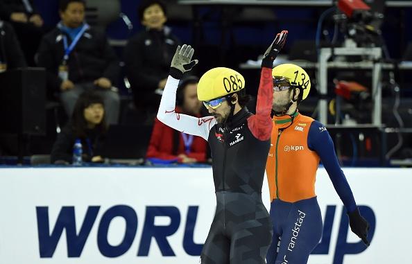 Hamelin torna a vincere. La Corea è squadra d'acciaio a Shanghai