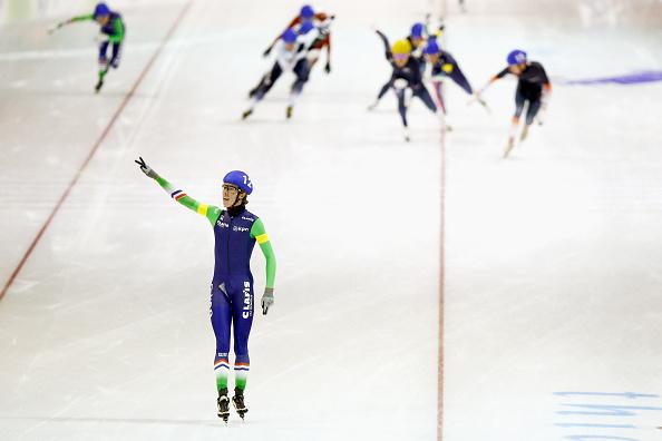 Lampo azzurro a Heerenveen: Fabio Francolini è terzo nella Mass Start all'esordio in Coppa