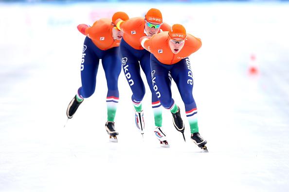 Mondiali Juniores: olandesi imbattibili nel Team Pursuit. A Bittner e Kim i titoli nella Mass Start