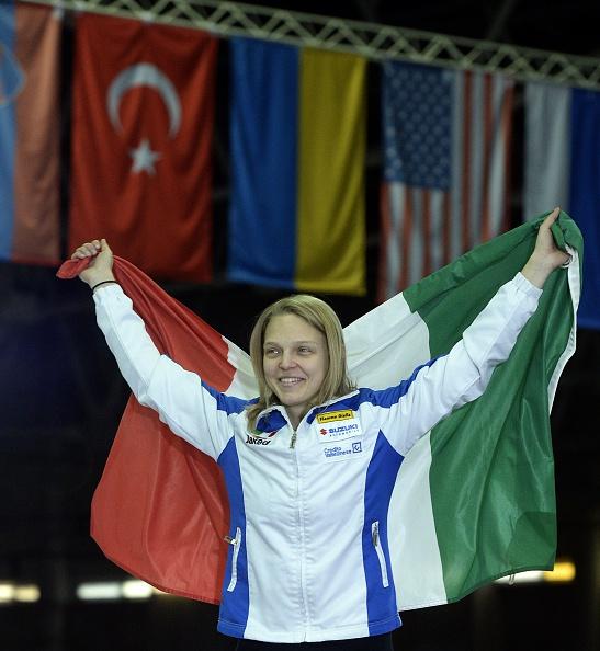 Arianna Fontana, pattini d'argento. L'azzurra è seconda overall ai Mondiali di Mosca. Festa di bronzo con la staffetta donne