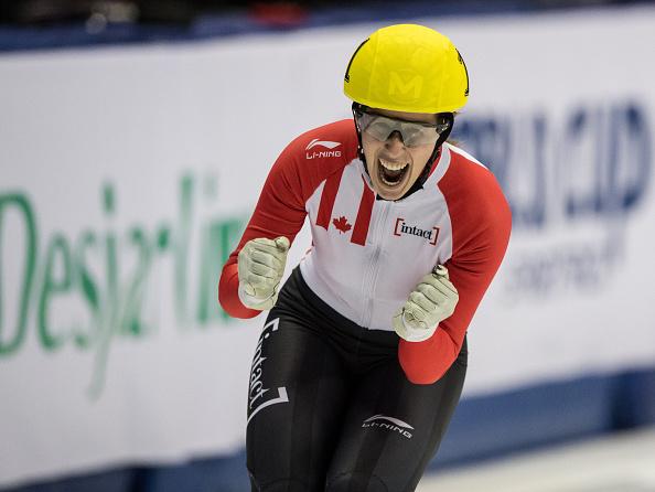 Primi sorrisi vincenti per il Canada con St-Gelais e Hamelin. Arianna Valcepina, prezioso ottavo posto