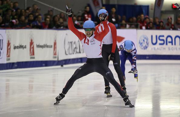 Elise Christie torna a vincere. Kwak e Choi, garanzie coreane. Girard fa felice il Canada. Viscardi 8° nei 1500