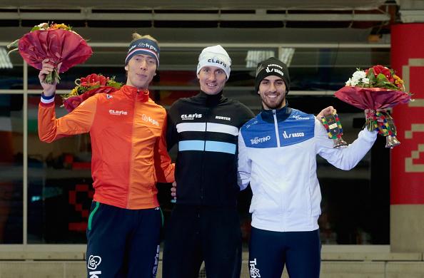 Fabio Francolini, Mister Mass Start. A Inzell arriva un altro podio