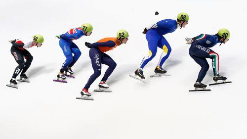 Gli azzurri iniziano bene a Dordrecht: sette passaggi di turno individuali e staffette in semifinale