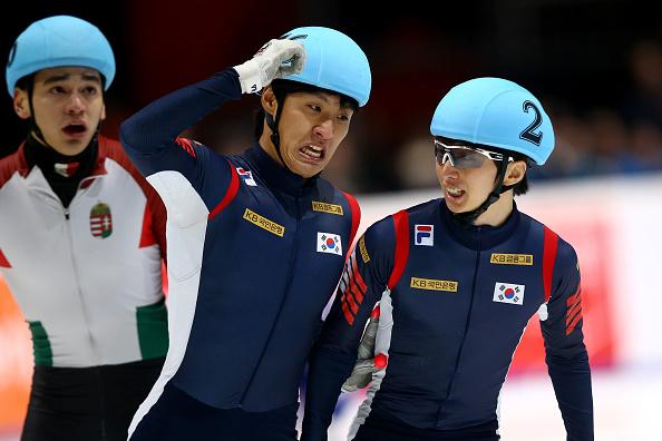Choi e Park: doppio successo coreano a Dordrecht. Azzurre ancora in finale con la staffetta. Peretti 7^ nei 1500