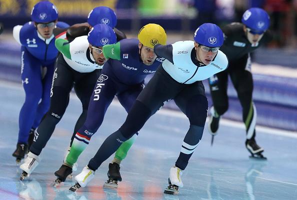 Due quarti posti per Francolini e Lollobrigida, Mass Start iridate amare per l'Italia. Olanda e Russia al top