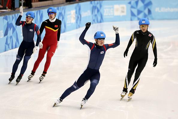Giochi Olimpici giovanili: anche i 500 metri dello short track sono tutti asiatici. Gloria Ioriatti nelle retrovie