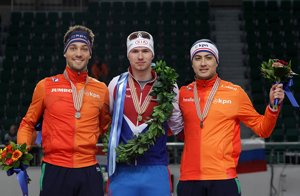Mondiali Sprint: Pavel Kulizhnikov e Brittany Bowe si confermano campioni