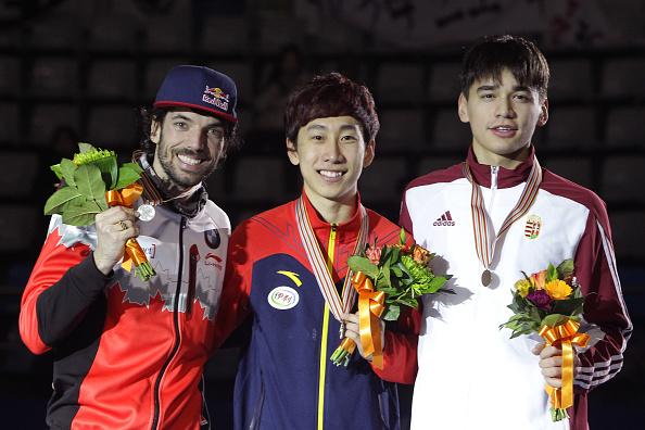 Han Tianyu e Choi Minjeong, il ribaltone è servito: sono loro i campioni mondiali overall 2016