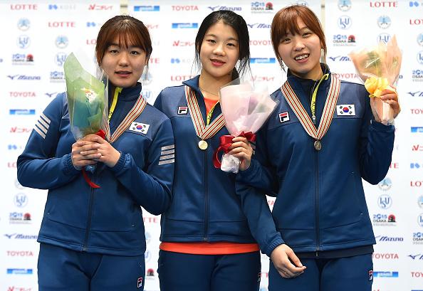 "Mondiali Junior: Corea ""cannibale"" a Osaka. En plein di vittorie e titoli a Kim e Kong"