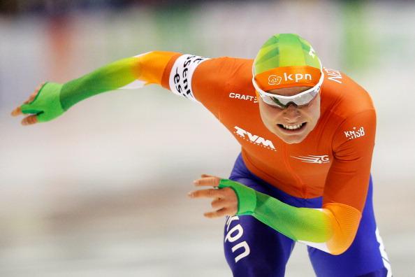 Mondiali Allround: Ireen Wüst è già senza rivali. Verweij conduce la sfida oranje con Blokhuijsen