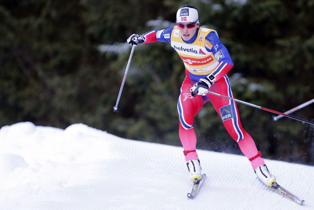 Bjørgen di un soffio su Van Der Graaf e Østberg nelle qualificazioni della Sprint Femminile di Davos