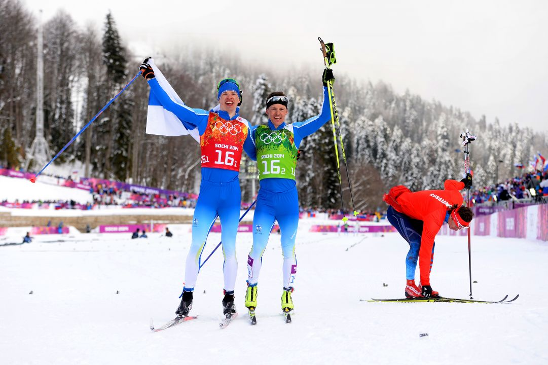 Sorpresa Finlandia nella team sprint maschile, oro per Niskanen-Jauhojärvi