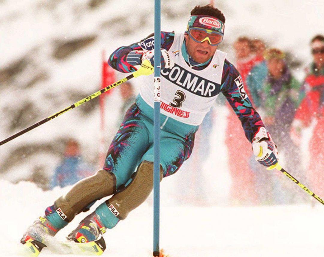 La Coppa di Tomba 20 anni dopo - Slalom di Sestriere, lunedì 12 dicembre 1994