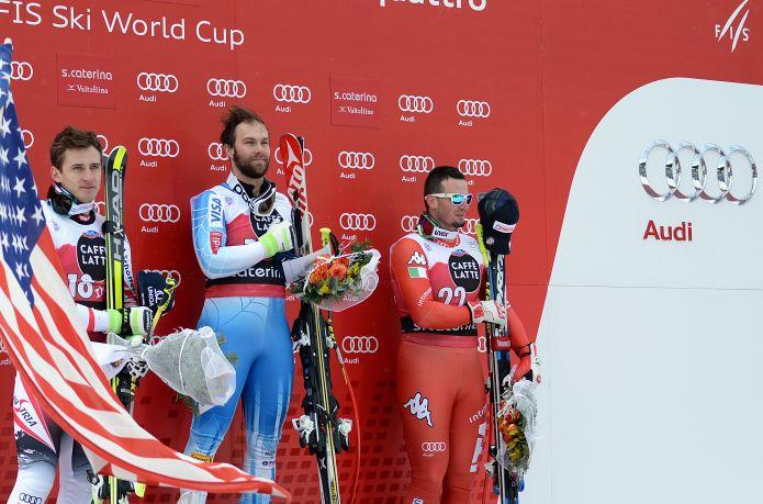 La tre giorni di Santa Caterina conclude il 2016 dello Sci Alpino maschile