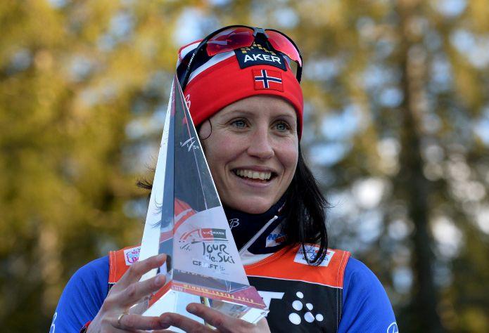 Marit Bjørgen rinuncia al Tour de Ski 2017