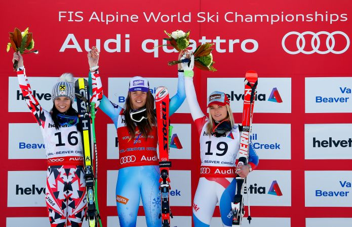 Discesa femminile St. Moritz 2017 – Storia e statistiche