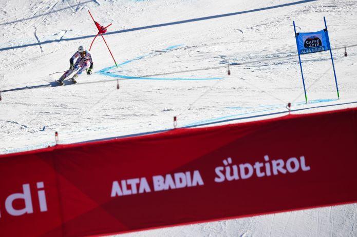 Gigante Maschile Alta Badia, prima manche LIVE!