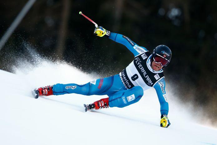 Aleksander Aamodt Kilde domina il SuperG valido per la Combinata Alpina di Santa Caterina
