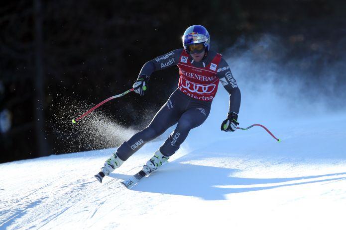 Alexis Pinturault rimonta Hirscher e vince la Combinata Alpina di Santa Caterina