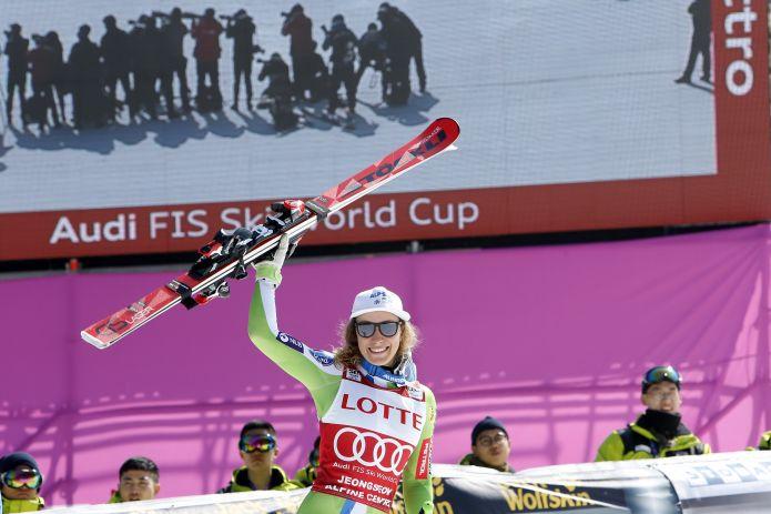 SuperG femminile di Aspen, Štuhec alla caccia del primato di Vonn