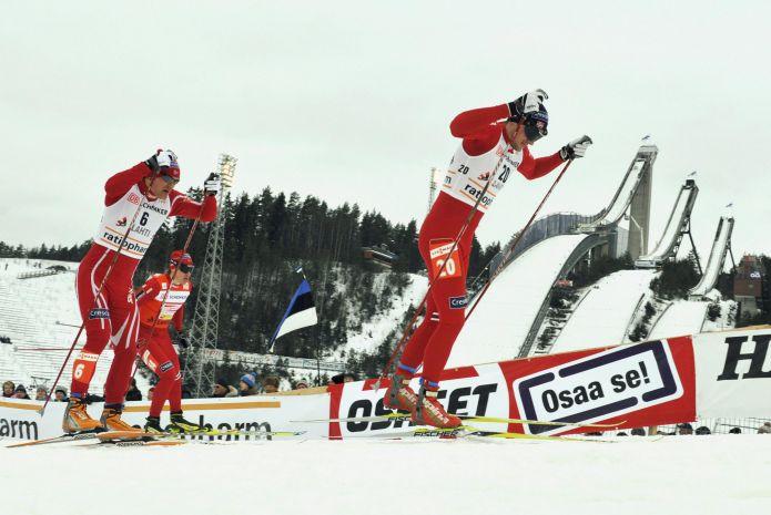 La Coppa del Mondo di Sci di Fondo riparte da Lahti  Presentazione Maschile  919216b9c7