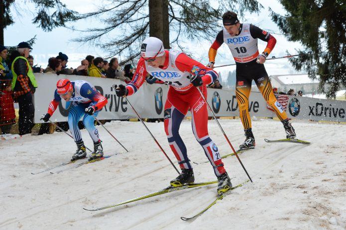 Tomas Northug beffa tutti nella Sprint maschile di Otepää