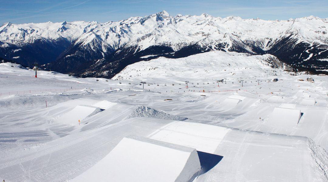 Ursus Snowpark è in ottima forma per l'ultima settimana di divertimento in park