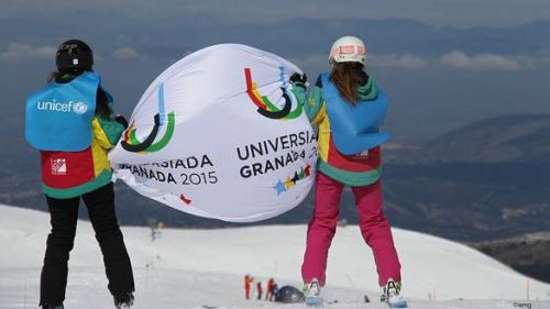 Freestyle Universiadi Granada 2015 gli Italiani in gara