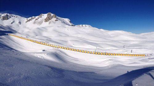 In centro Italia il movimento freestyle è di casa a Mangola Snowpark