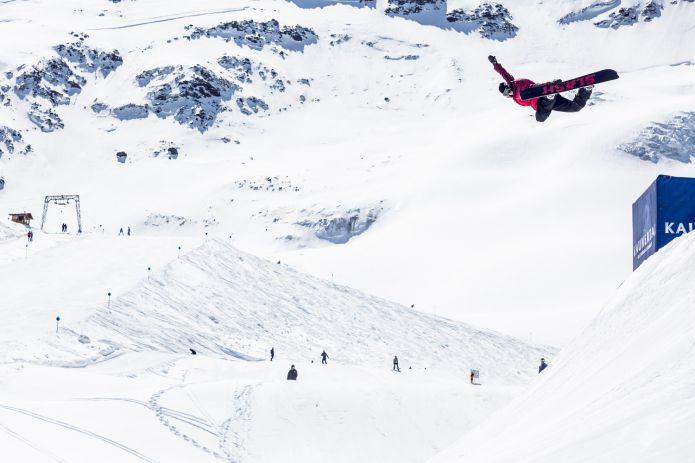 Snowpark Kaunertal: spring classics 2015 fino al 31 Maggio