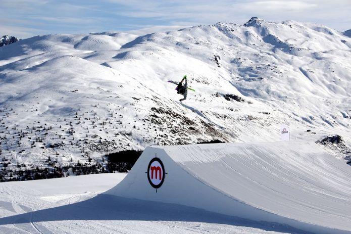 Mottolino Snowpark rimane aperto fino al 3 Maggio!