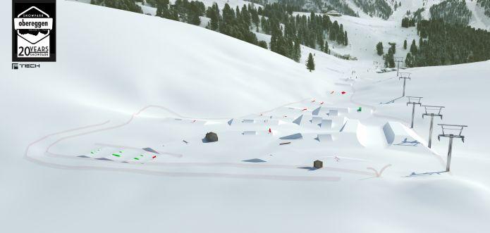 Le novità di Obereggen Snowpark, ora anche park notturno!