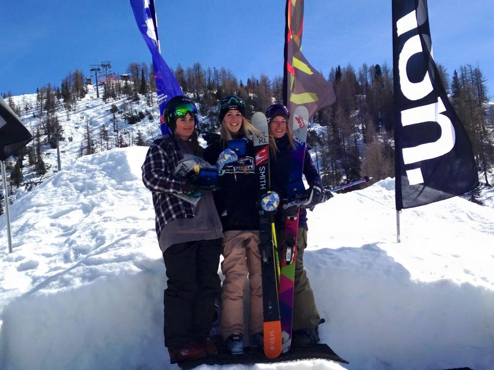 Simone Canal e Silvia Bertagna Campioni Italiani di Freestyle