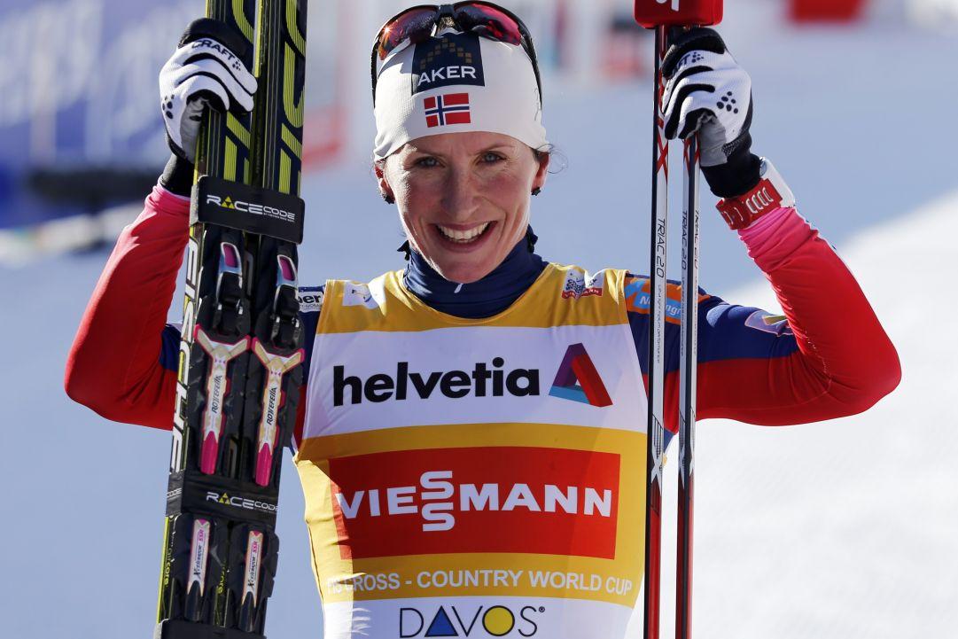 Nel duello tra Svezia e Norvegia la spunta sempre lei, la regina Marit Bjørgen!