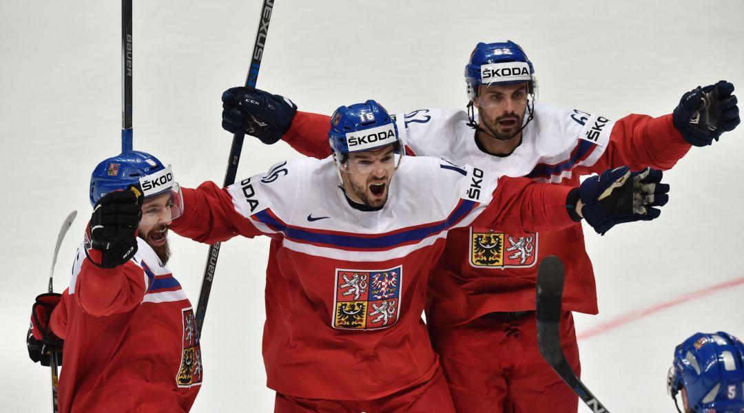 Mondiali: la Repubblica Ceca vince la sfida con la Svezia