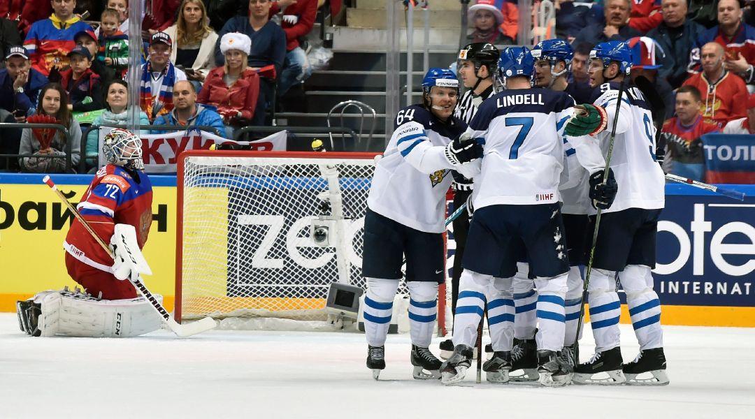 Mondiali: la finale è Finlandia-Canada